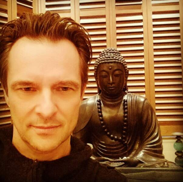 On espère que vous êtes aussi zen que David Halliday...