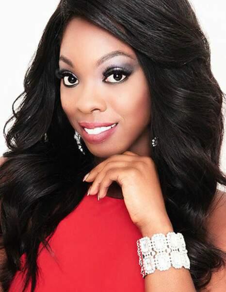 Soyini Fraser, Miss Guyana