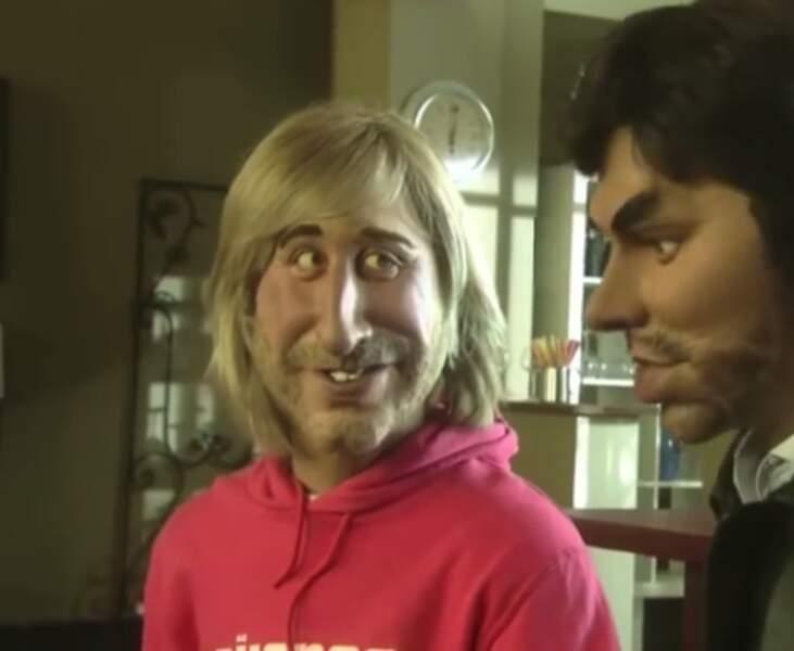 David Guetta, DJ capable de créer un tube avec une sonnerie de micro-ondes.