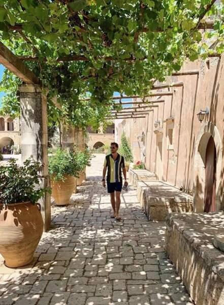 Petite visite du monastère d'Arkadi