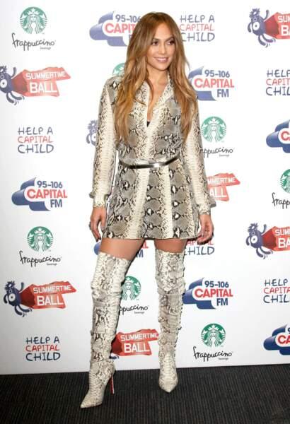 Jennifer Lopez (Londres, 2011)