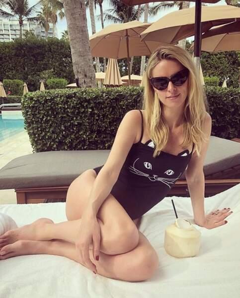 On veut exactement le même maillot de bain que Nicky Hilton, merci d'avance.