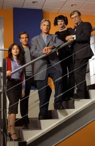 Voici le casting de NCIS au commencement de la série il y a 15 ans...