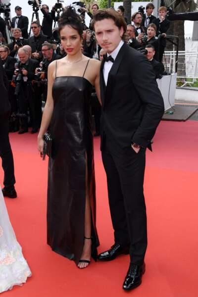 Brooklyn Beckham et sa chérie Hana Cross