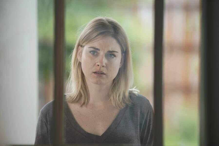 Alexandra Breckenridge incarnait Jessie, dévorée dans la saison 6...