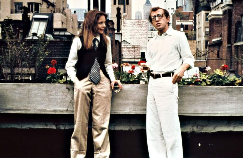 18- Annie Hall (1977) de Woody Allen