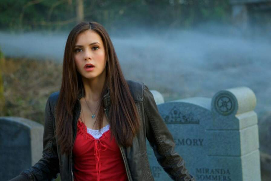 Nina Dobrev a incarné Elena jusqu'à la fin de la saison 6 de Vampire Diaries...