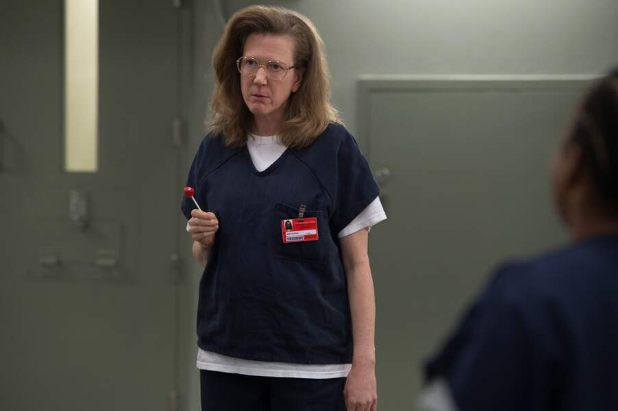La saison 6 est centrée sur la rivalité entre Carol et Barb, deux sœurs. Voici Carol !