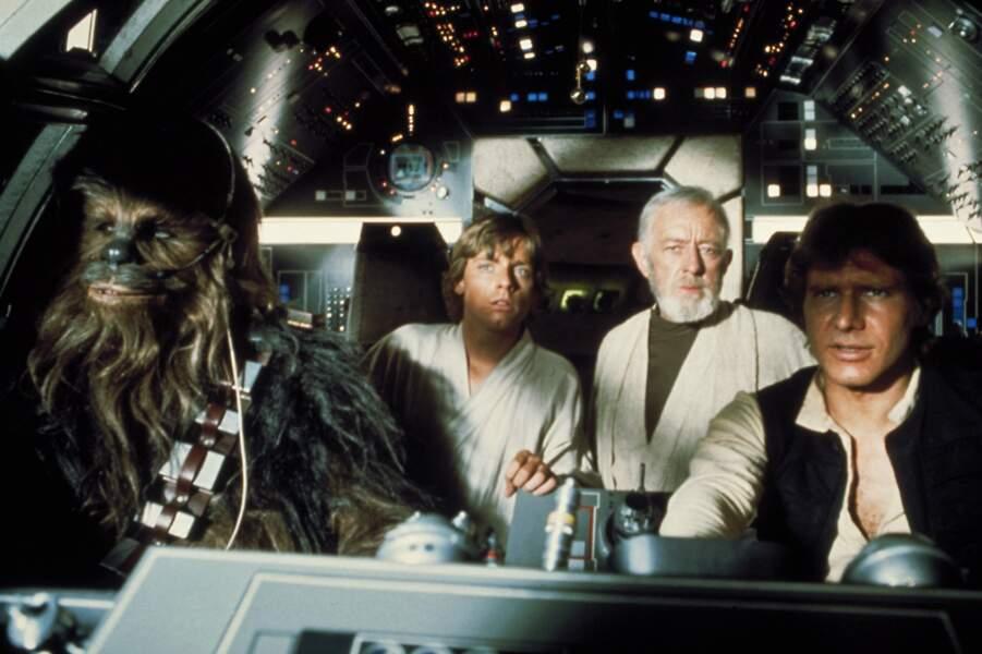 11- Star Wars (1977) de George Lucas