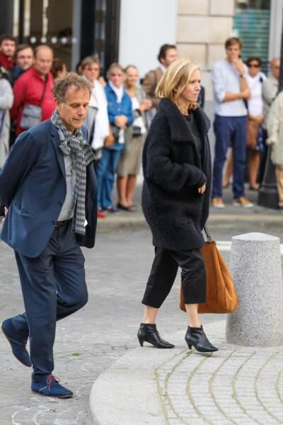 Charlies Berling et Lea Drucker