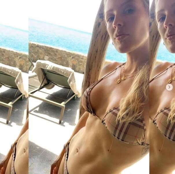 Ellie Goulding, luxe jusqu'au bout du bikini.