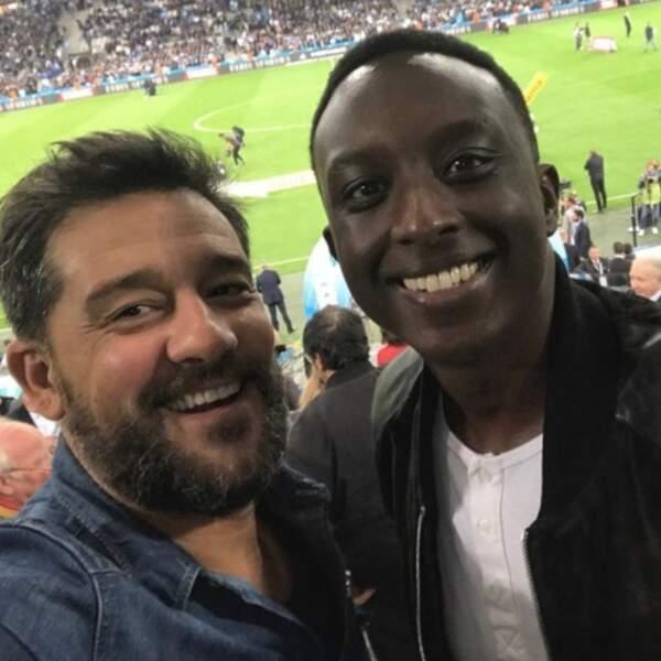Il y avait (au moins) deux acteurs au stade Vélodrome pour le match OM-PSG.