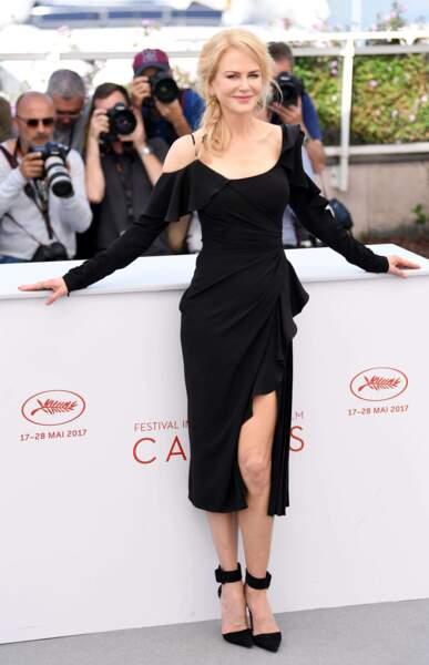 Nicole Kidman, fatale !