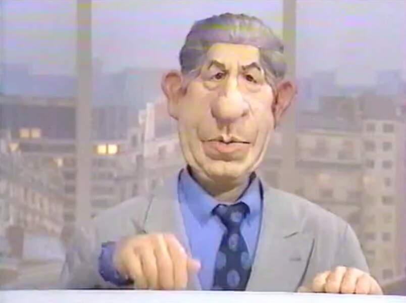 Philippe Gildas, ancien animateur culte de Nulle Part Ailleurs.