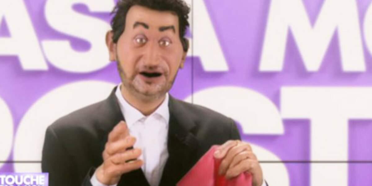 "Cyril Hanouna : ""Ah c'est énorme !"" avec le rire qui va bien."