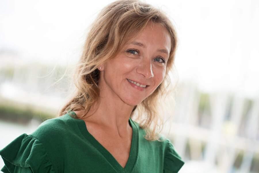 Sylvie Testud, la pétillante présidente du jury