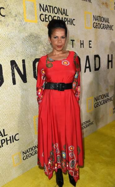 La comédienne est présente dans la feuilleton comique The Orville, notamment avec Seth MacFarlane