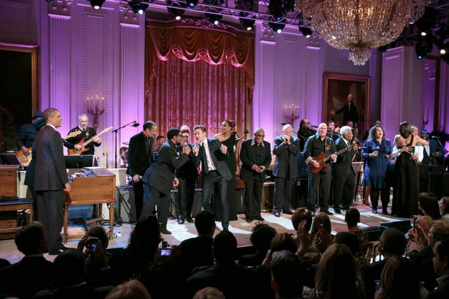 Un concert avec Justin Timberlake ? Et pourquoi pas ?