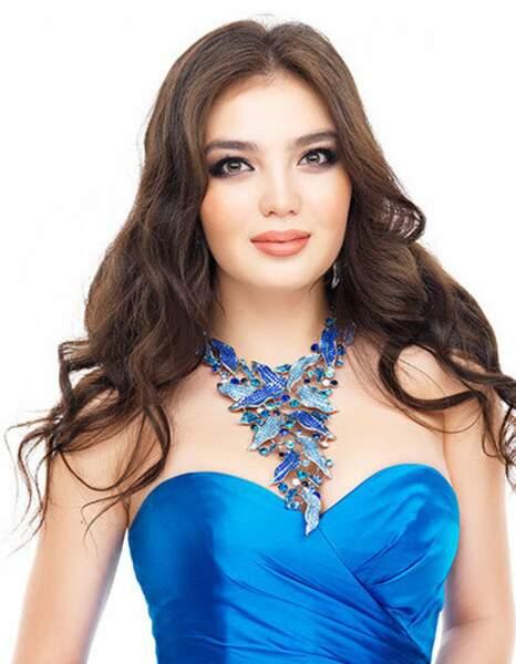 Darina Kulsitova, Miss Kazakhstan
