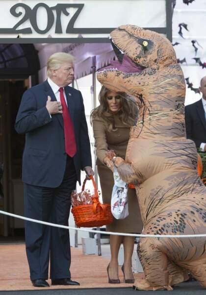 Apparemment, Donald s'est fait un nouvel ennemi…
