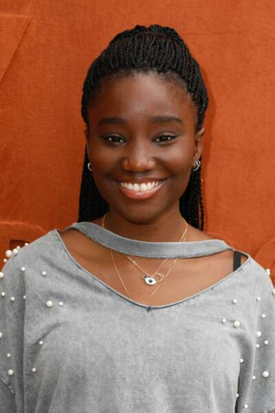 Karidja Touré est venue sans sa bande de filles