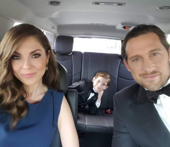 Le jeune acteur Jacob Tremblay en route pour les Oscars !