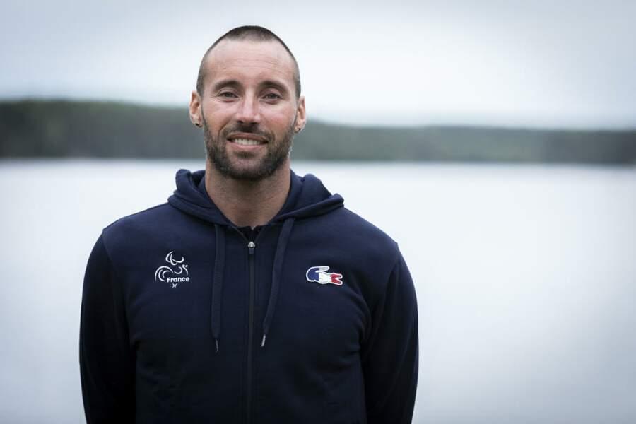 Le champion paralympique Sami El Gueddari rejoint le show de TF1 !