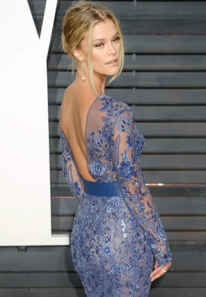 Nina Agdal a ses entrées... Normal c'est elle la chérie de Leonardo DiCaprio !