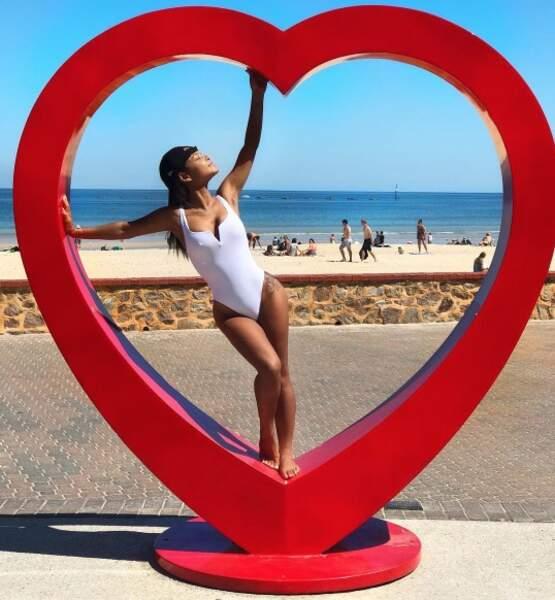 Parce que l'amour c'est beau. Et ça, Christina Milian l'a bien compris.