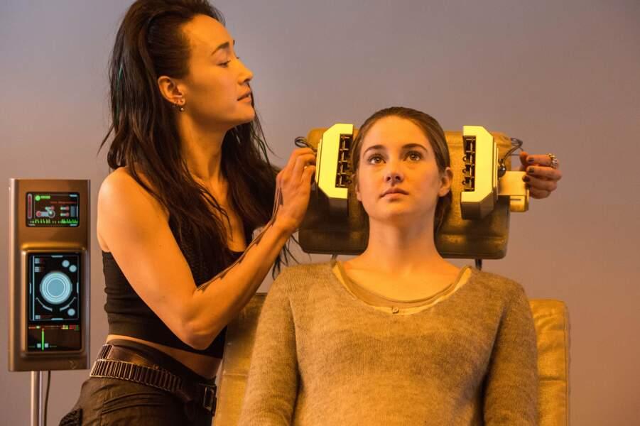 """Mais 2014 reste l'année de """"Divergente"""", le premier épisode d'une trilogie à succès"""
