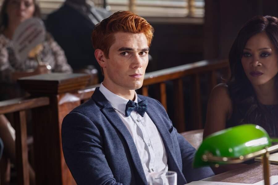 """""""Archie"""" Andrews va devoir affronter son procès."""