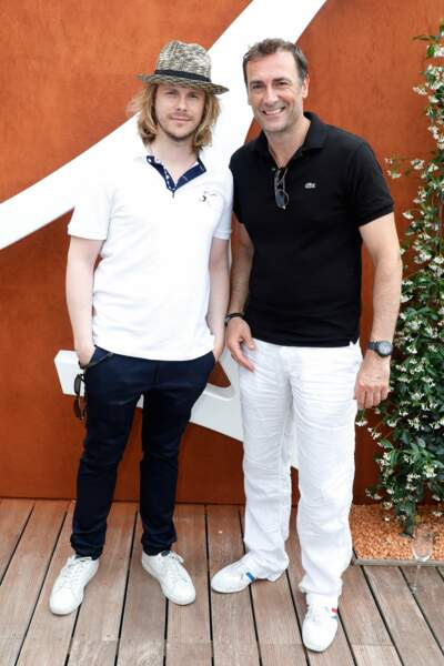 Arnaud Gidoin hérite d'un cher voisin avec Jean-Baptiste Shelmerdine
