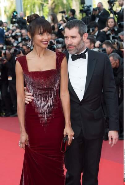 Le réalisateur et l'ex-Miss France sonten couple depuis sept ans et ont une petite fille
