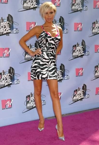 Victoria Beckham (Los Angeles, 2007)