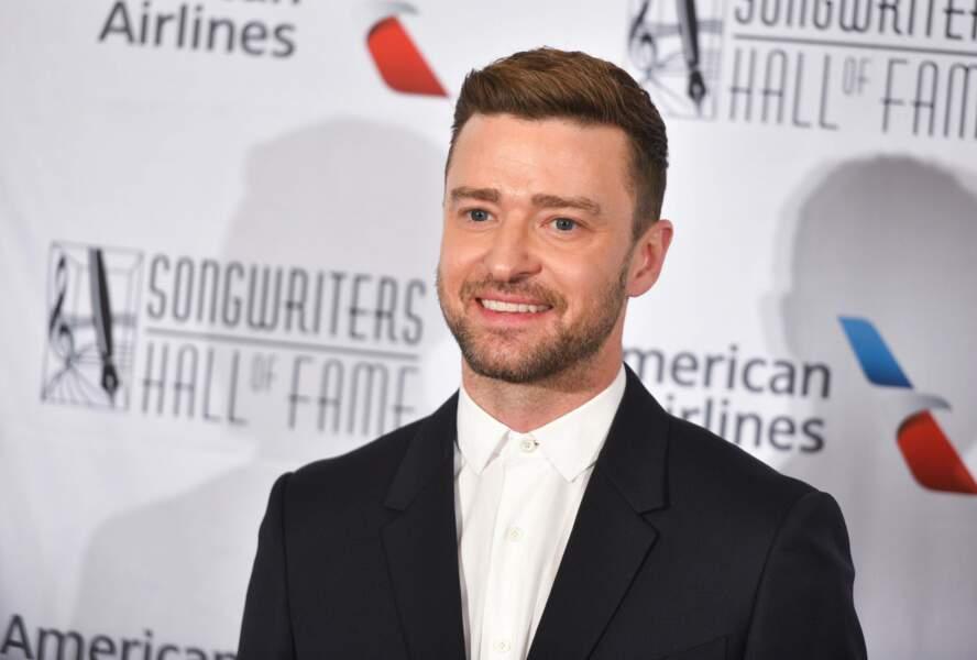 BINGO ! C'est bien Justin Timberlake !