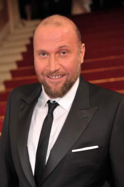 Francois Damiens, nommé dans la catégorie Meilleur acteur pour Les cowboys