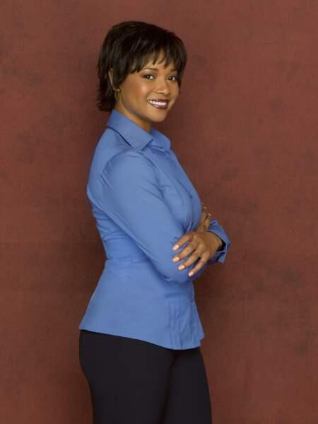 Tamala Jones se glissait dans la peau de Lanie Parish