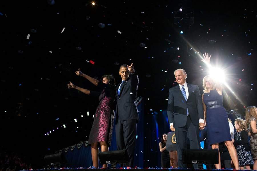 6 novembre 2012 : Barack Obama est réélu !