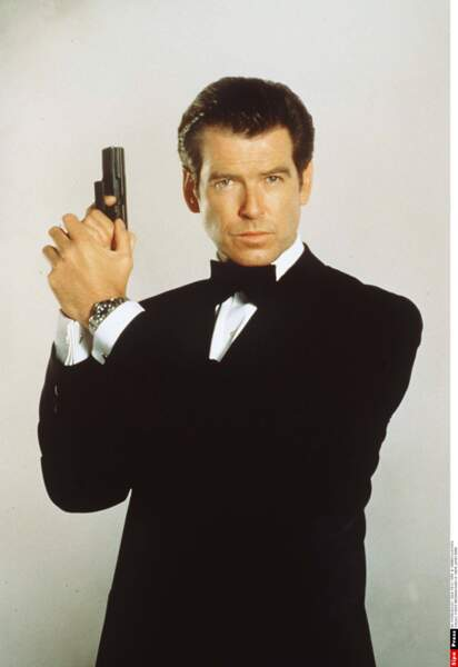 Pierce Brosnan s'en est pas trop mal tiré en assurant le rôle de 1995 à 2002, dans 4 films