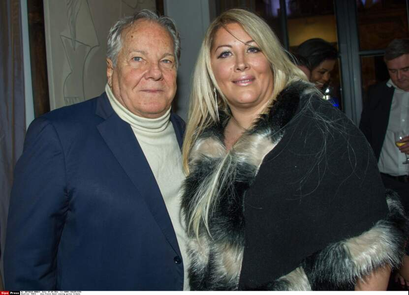 Elle a retrouvé son ami Massimo Gargia !