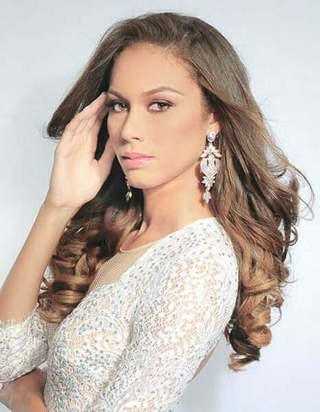 Charlene Leslie, Miss Aruba