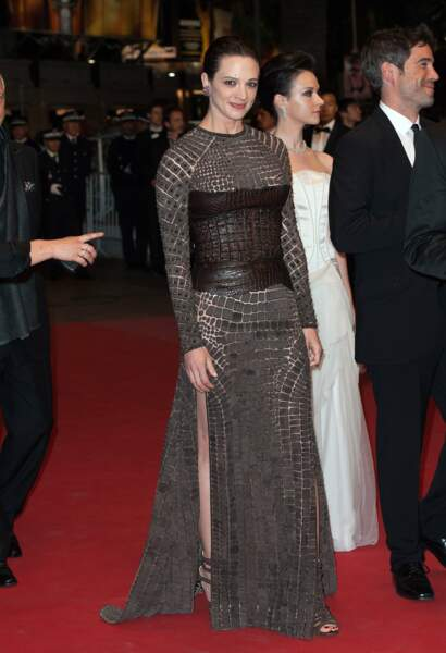 Asia Argento (Cannes, 2012)