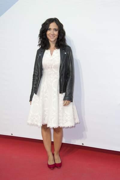 Les téléspectateurs de La Rochelle ont pu rencontrer Fabienne Carat