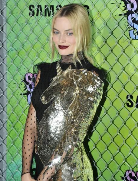 Ah Margot...