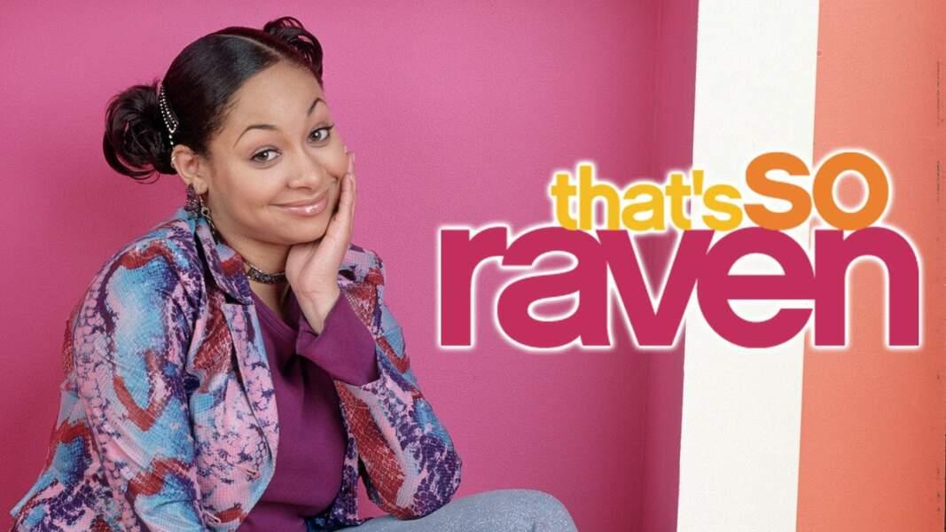 L'héroïne de Phénomène Raven, c'était elle Raven Symoné !