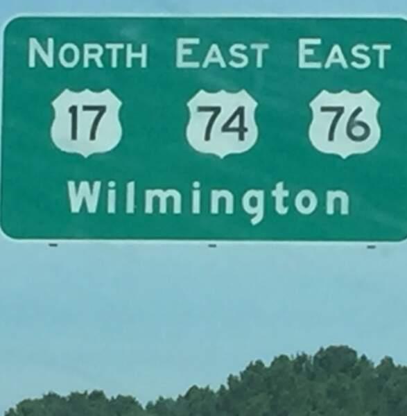 La ville de Wilmington avait accueilli le tournage des Frères Scott, peu de temps après celui de Dawson