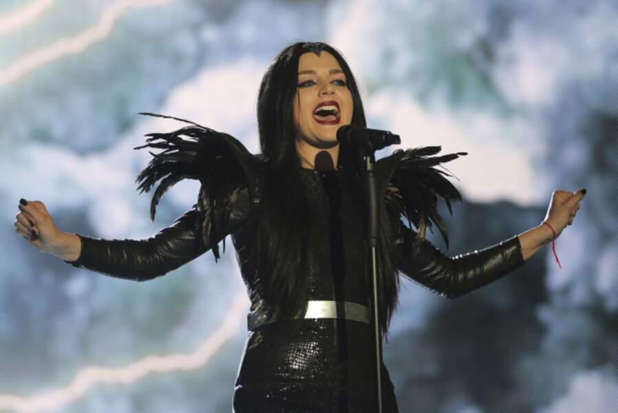 Le charme gothique de la Géorgienne Nina Sublatti séduira-t-il le public ?