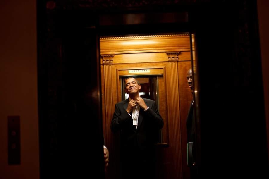 Chic et smart, ce Barack