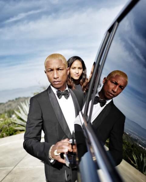 Allez hop, en voiture Pharrell Williams !