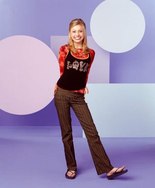 Vous souvenez vous d'Alyson Michalka ? L'ado incarnait la jeune Keely dans Phil du futur !
